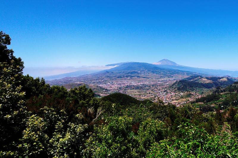 góry anaga teneryfa