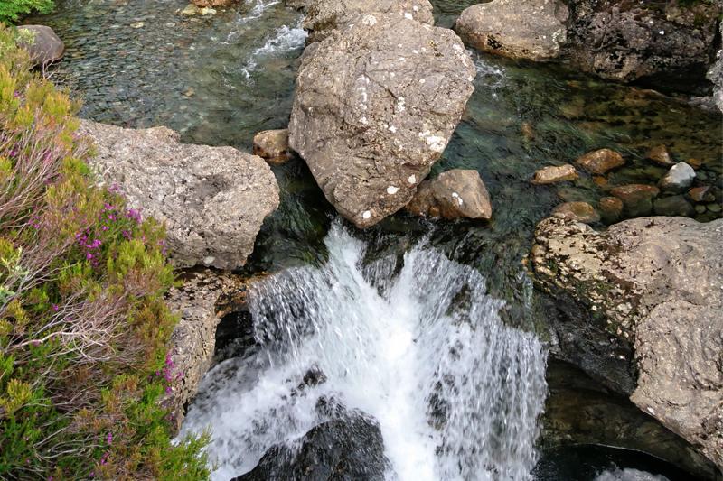 fairy pools isle of skye szkocja