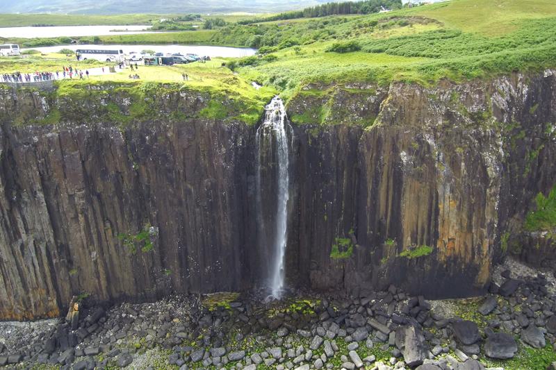 kilt rock waterfall szkocja