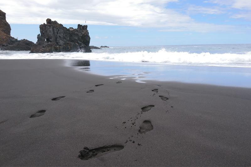 playa el bollulo teneryfa