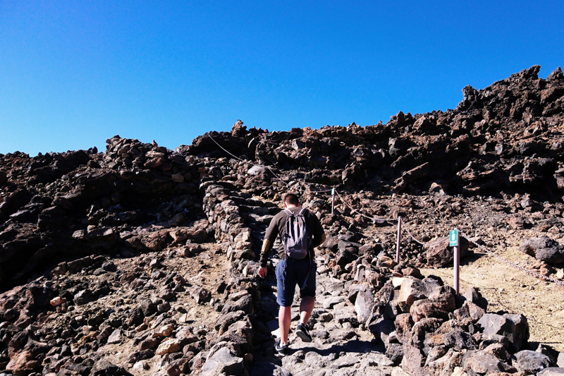 wulkan teide teneryfa