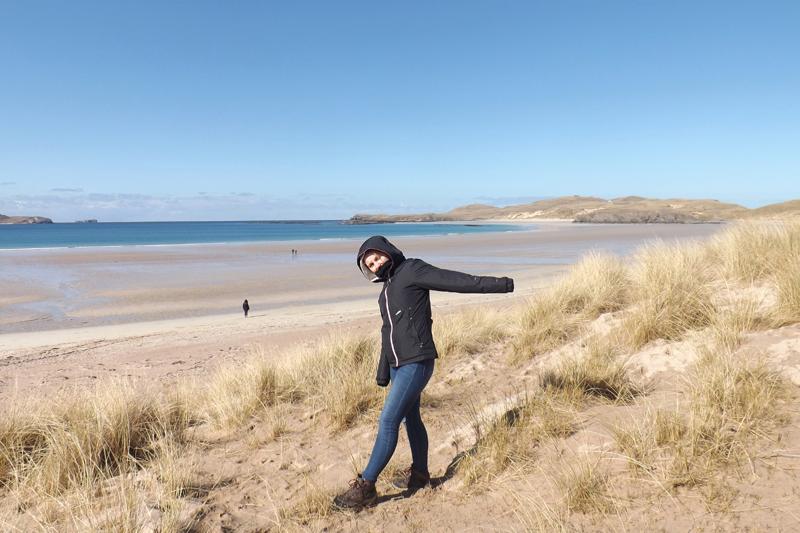 durness beach szkocja atrakcje plaże