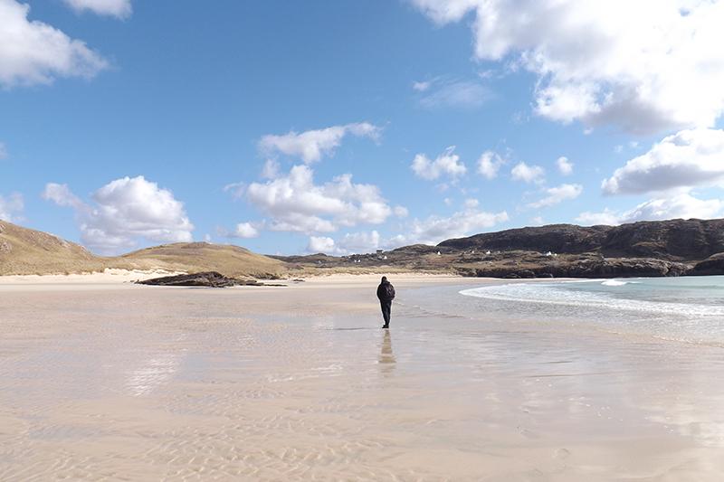 oldshoremore beach północna szkocja co zobaczyć atrakcje