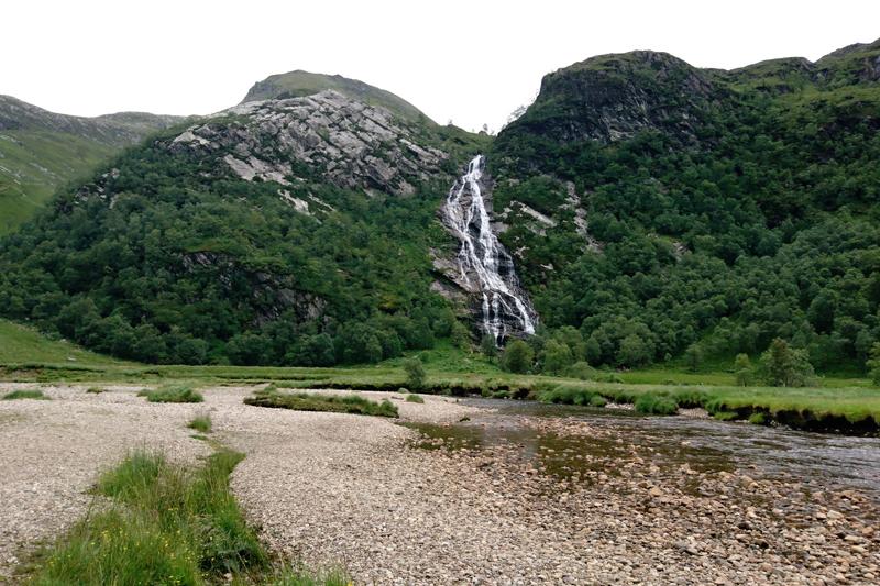Steall Falls