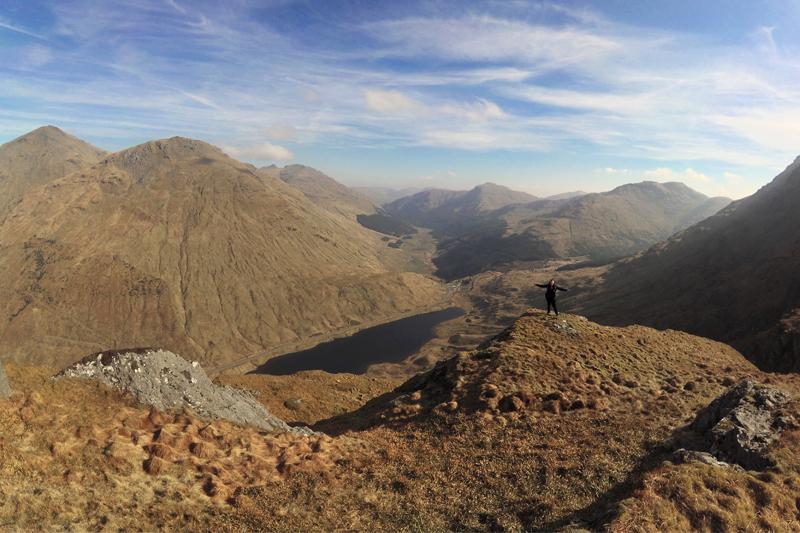 Beinn an Lochain Szkocja