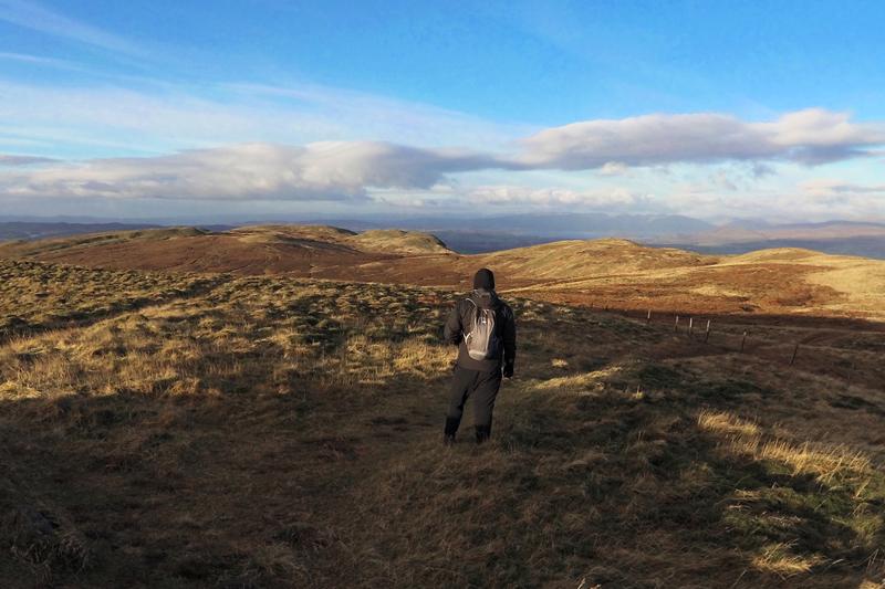 earls seat szkocja