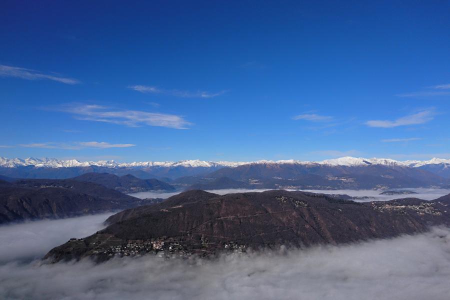 monte san giorgio szwajcaria