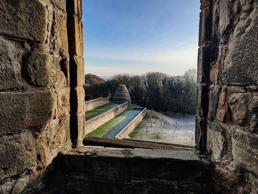 Aberdour Castle najciekawsze zamki w Szkocji
