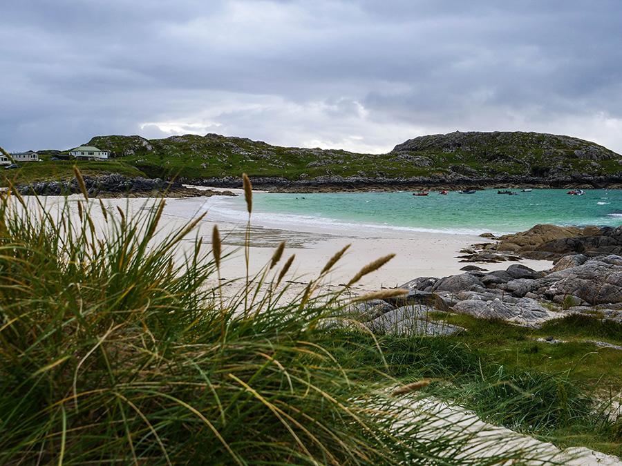Najpiękniejsze plaże w Szkocji NC500