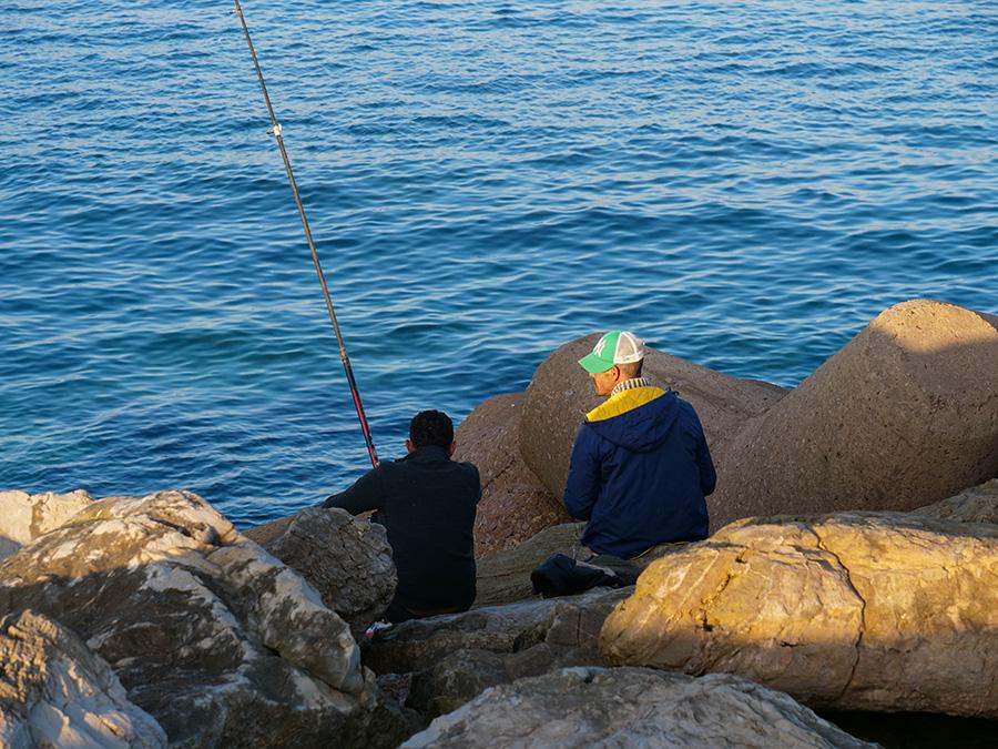 al dżadida lokalni rybacy