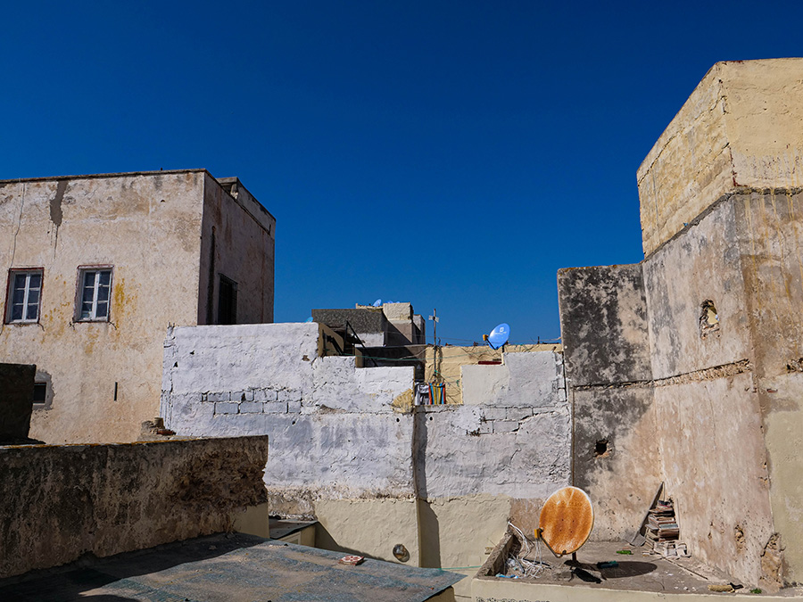 al dżadida mury obronne maroko