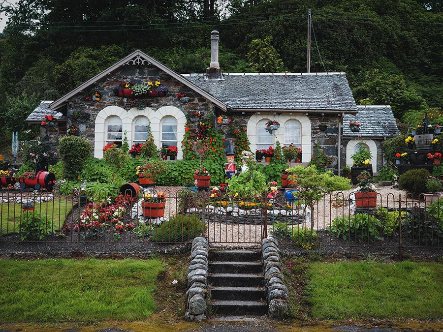 Aldochlay - ukryte perełki w Szkocji