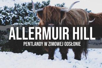 allermuir hill góry w szkocji pentlandy