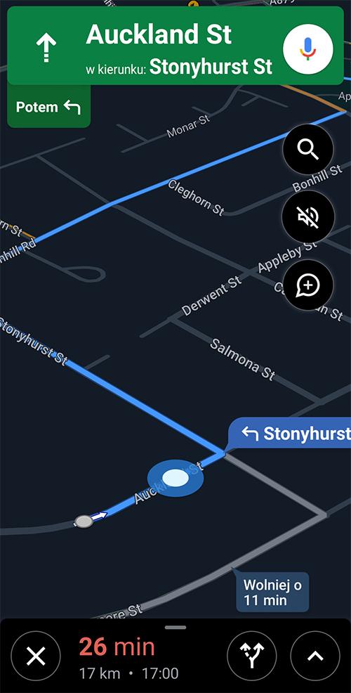 Aplikacje niezbędne w podróży nawigacja gps google maps