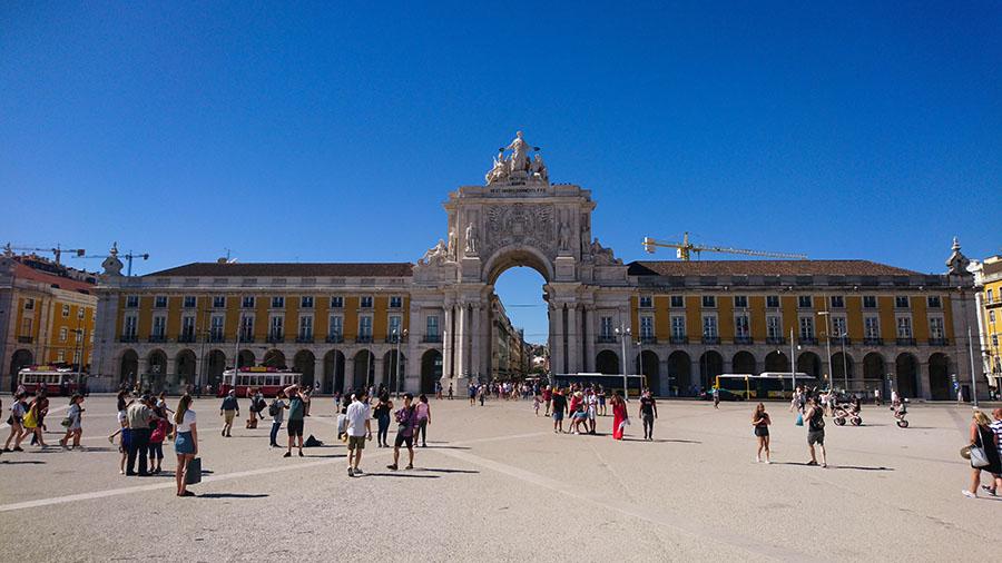 atrakcje baixa portugalia