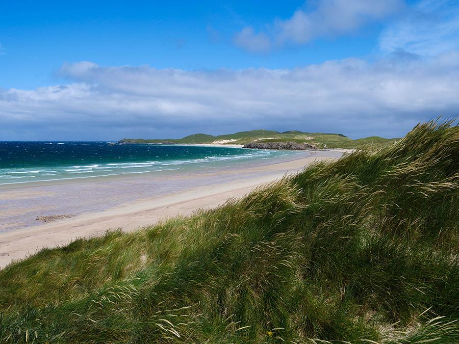 balnakeil beach durness plaże na północy Szkocji