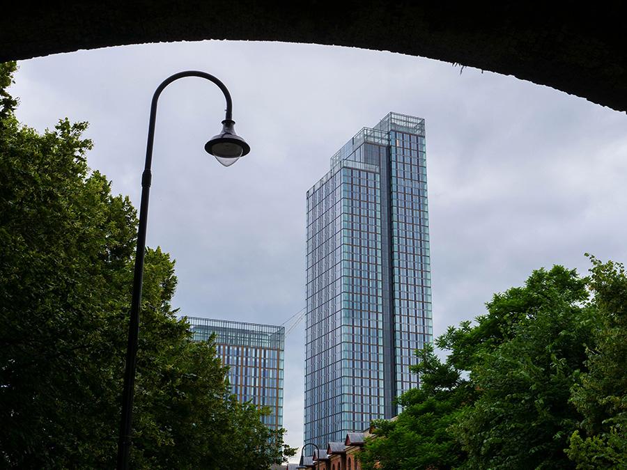 Beetham Tower atrakcje w Manchesterze
