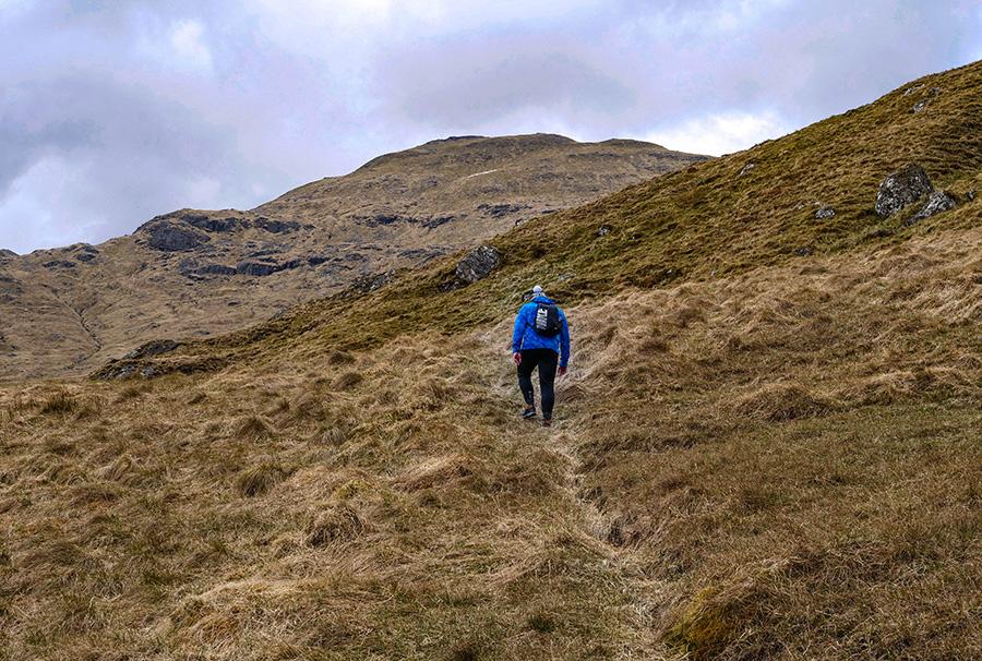 beinn achroin góry w szkocji