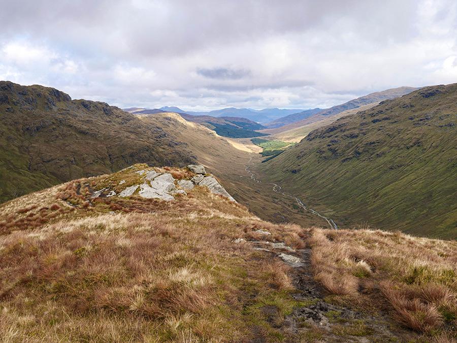 góry w szkocji co warto zobaczyć