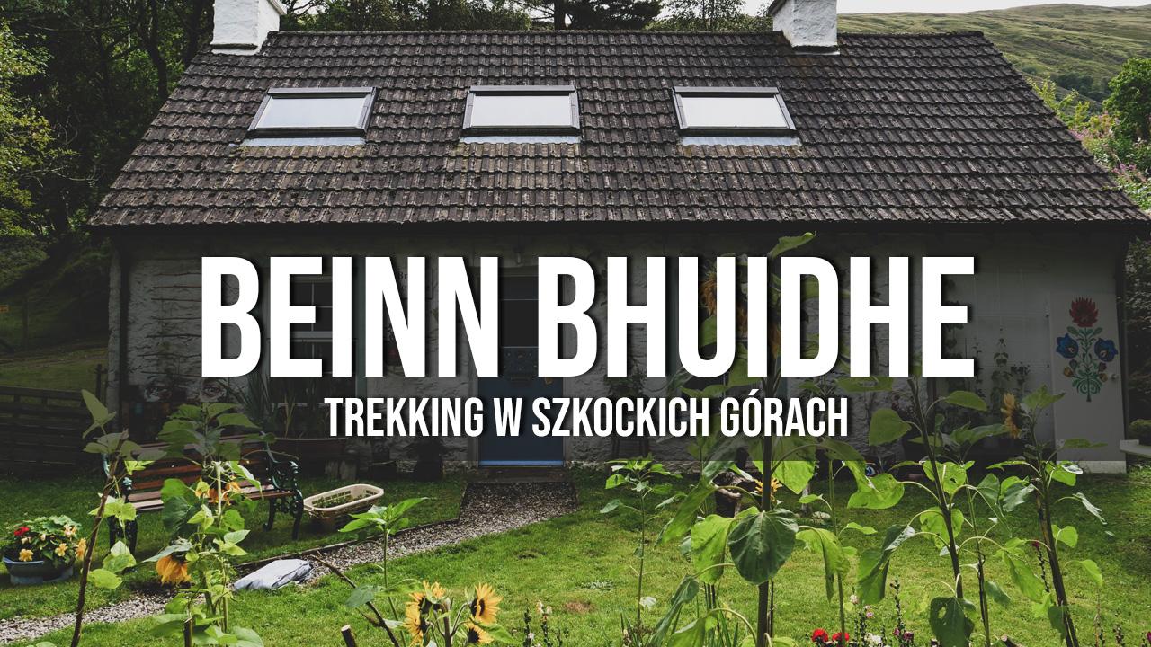 Beinn Bhuidhe - trekking. Góry i szczyty w Szkocji