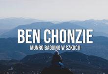 Ben Chonzie – zima w szkockich górach