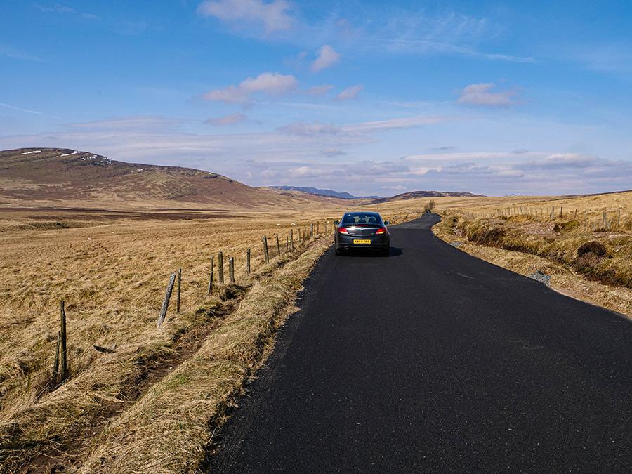 szkockie krajobrazy