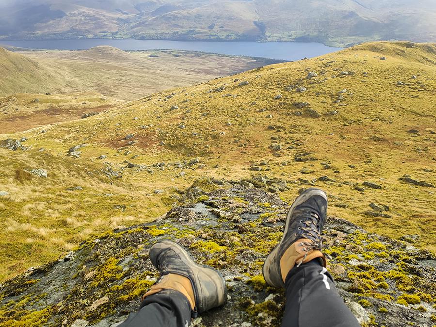 Beinn Ghlas góry w szkocji