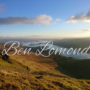 Ben Lomond & Loch Lomond – zachód słońca