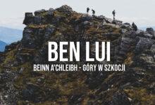 Ben Lui i Beinn a'Chleibh – góry w Szkocji, Tyndrum