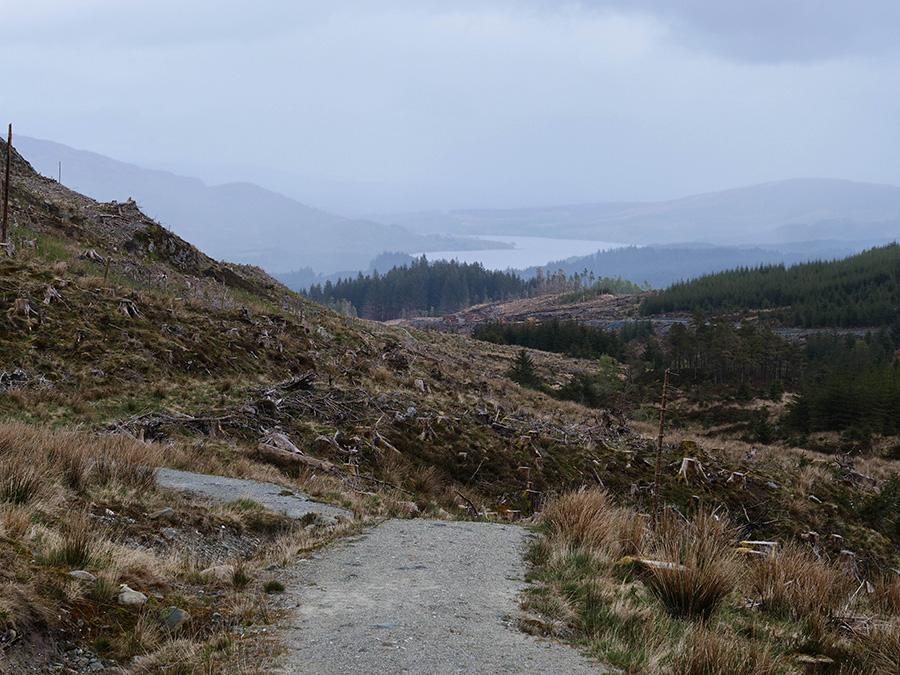 ben venue góry w szkocji