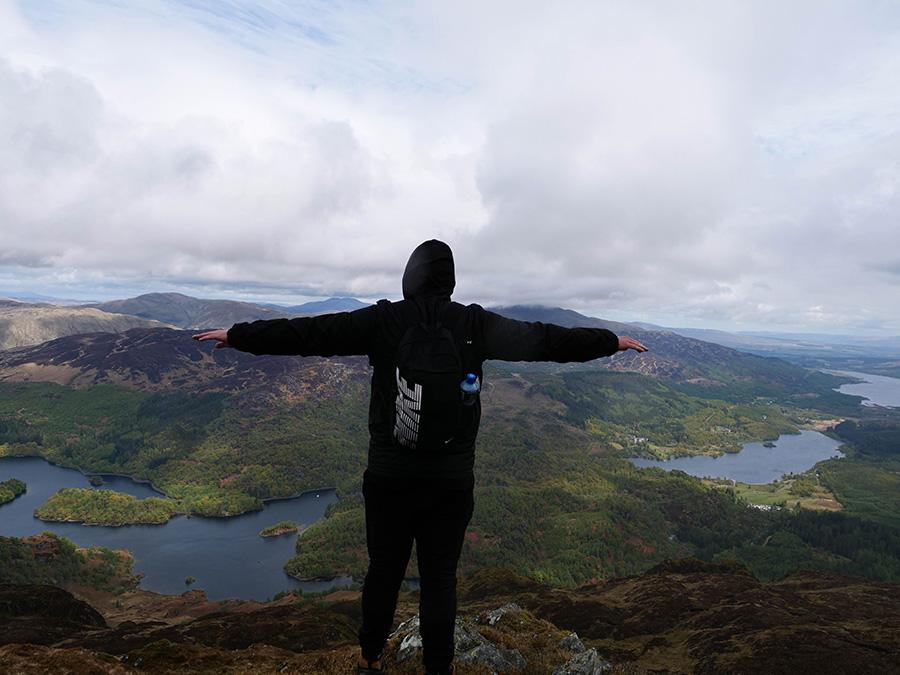 góry i szczyty w Szkocji dla początkujących