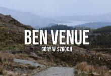 Ben Venue i ten doskonały widok ze szczytu!