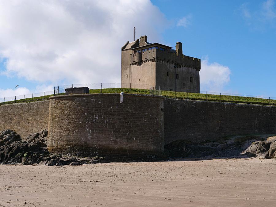 Broughty Castle atrakcje w dundee