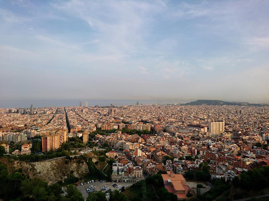 bunkers el carmen barcelona