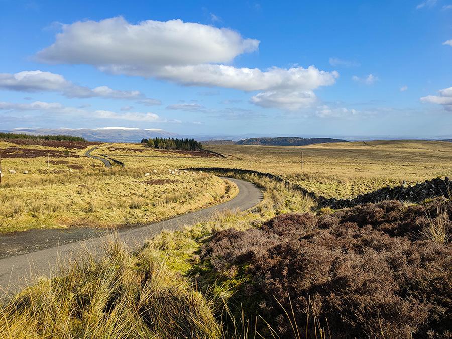szkocja najpiękniejsze krajobrazy
