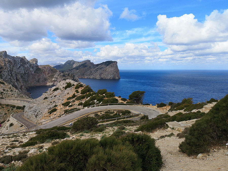 Cap de Formentor majorka atrakcje