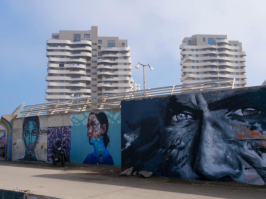 street art w casablace