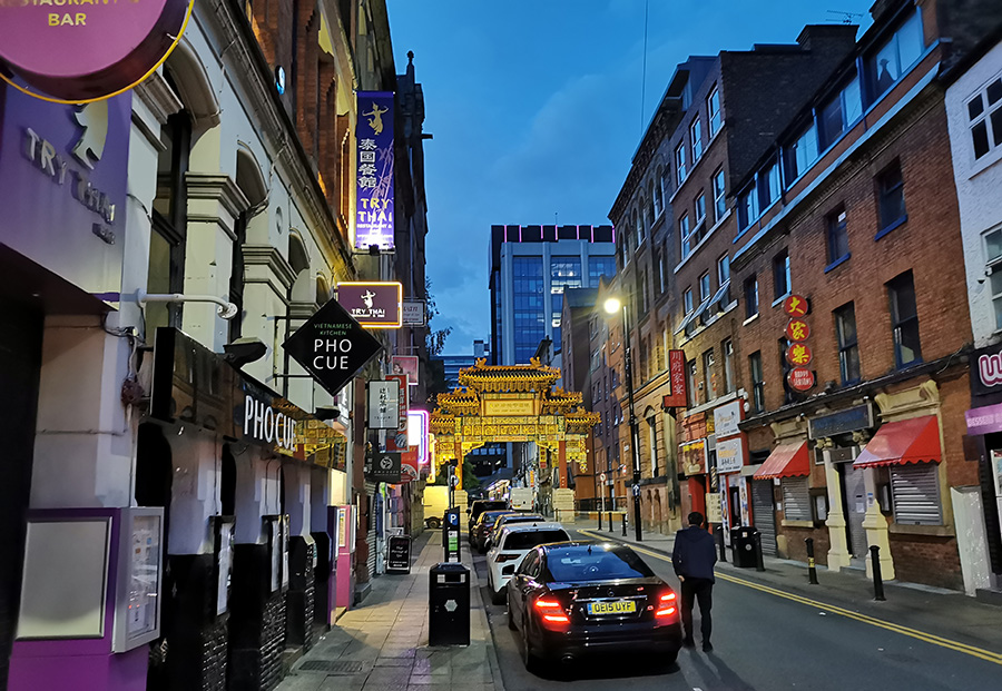China Town w Manchesterze