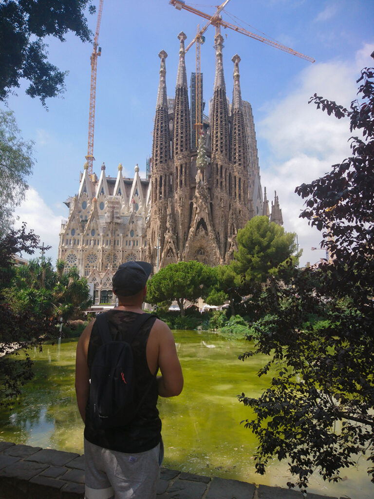 barcelona na weekend wakacje
