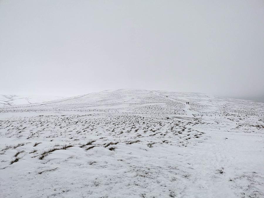 cort-ma Law góry w Szkocji camspies Glasgow