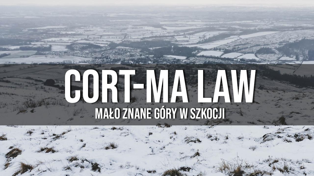 cort-ma law mało znane góry w Szkocji