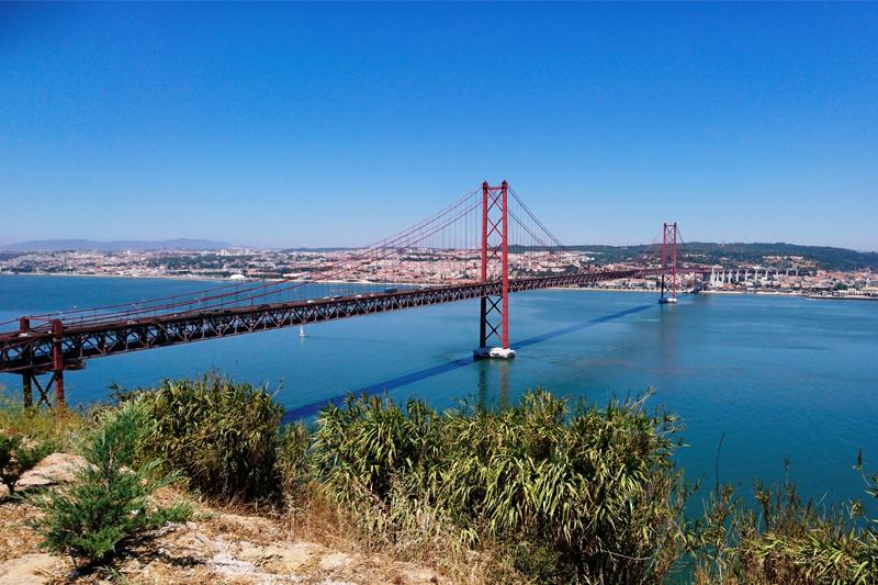 lizbona atrakcje most 25 kwietnia