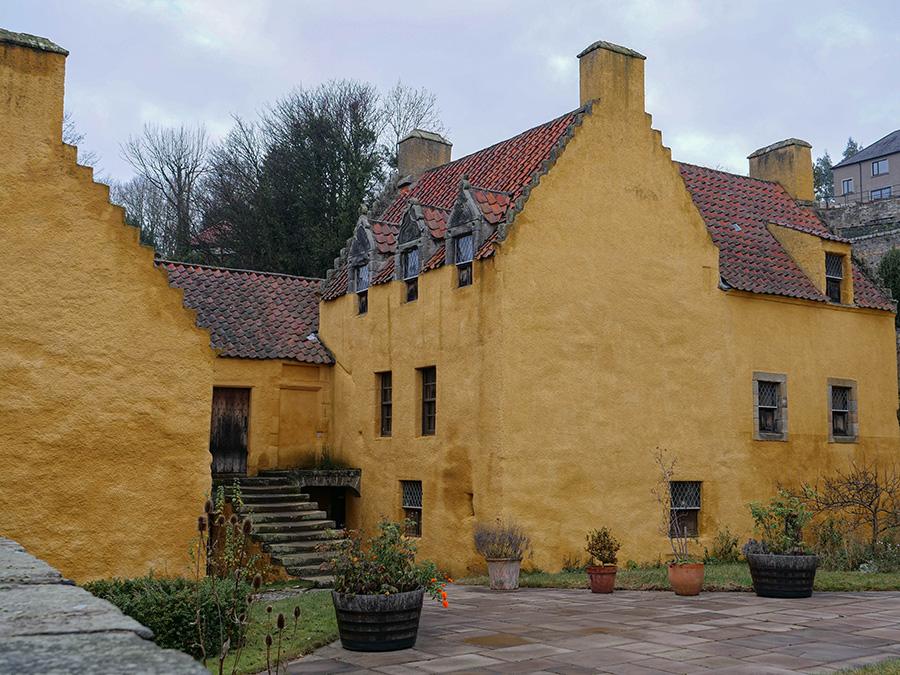 Atrakcje w Culross Palace - co ciekawego warto zobaczyć?