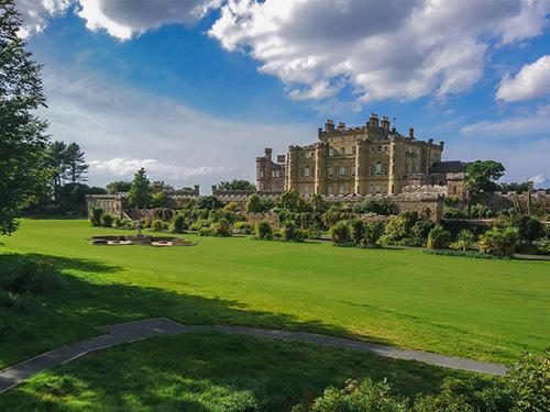 culzean castle południowa szkocja