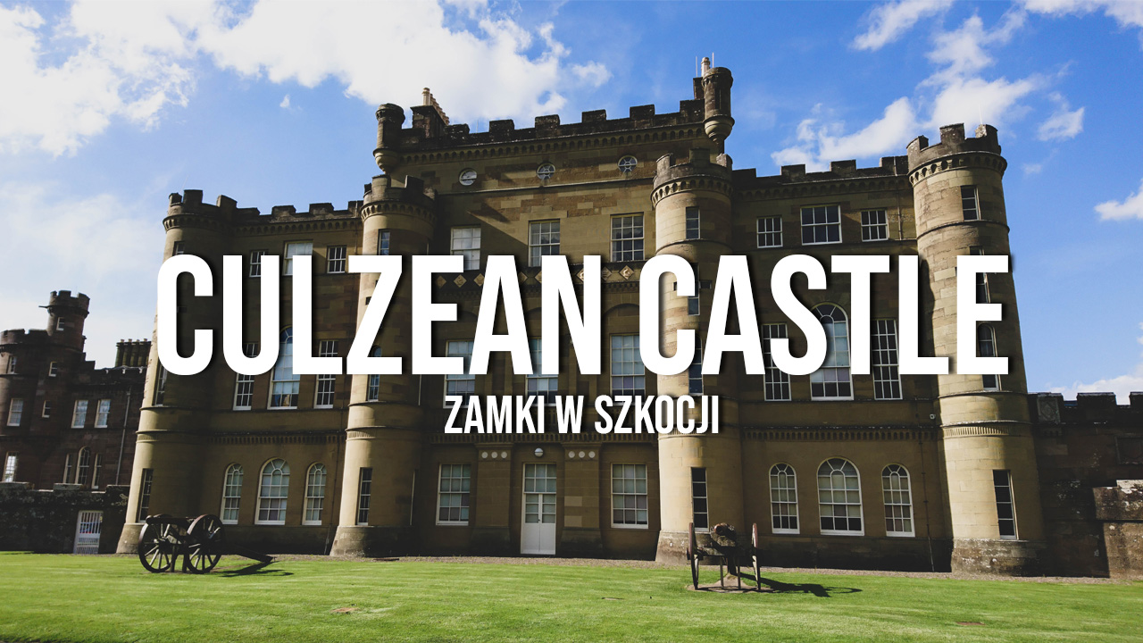 culzean castle zamek szkocja