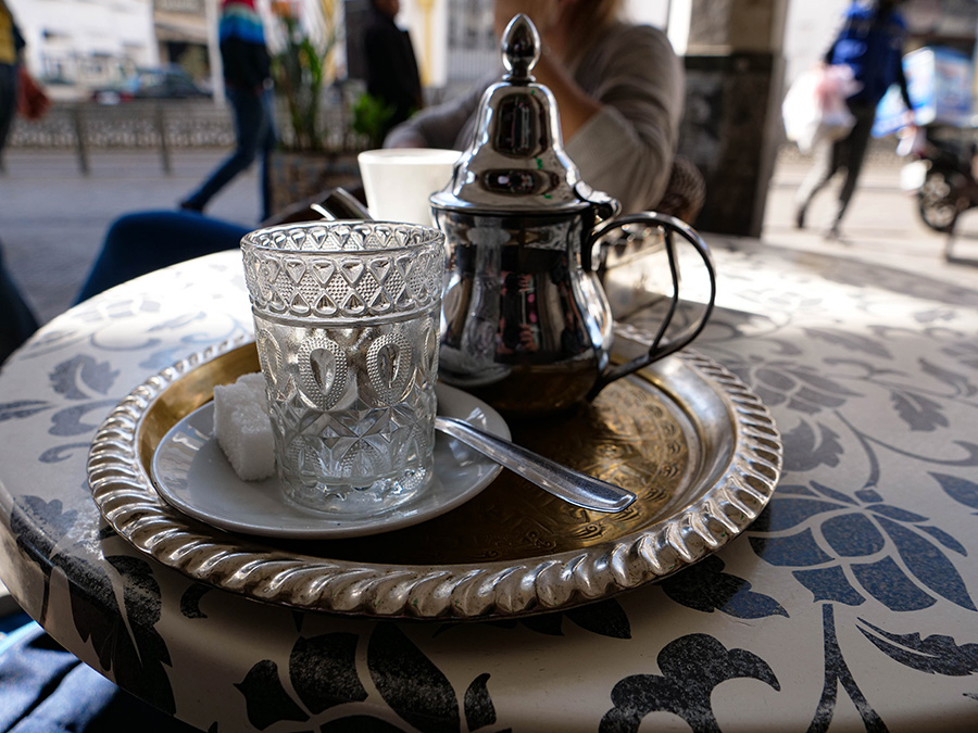dania kuchni marokańskiej herbata marokańska