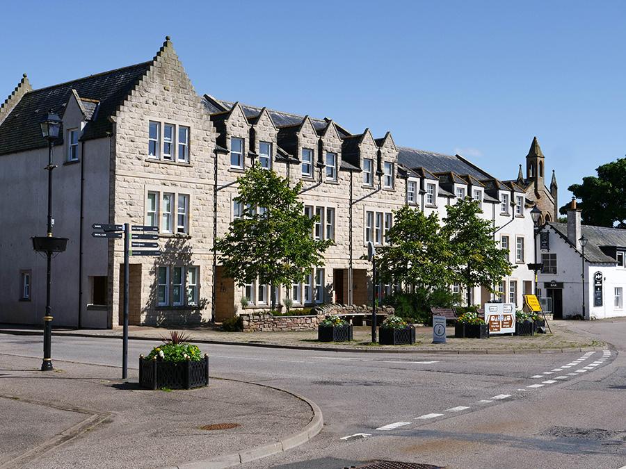 miasteczka w Szkocji North Coast 500
