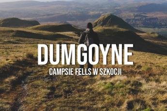 dumgoyne earls seat campsie fells w szkocji