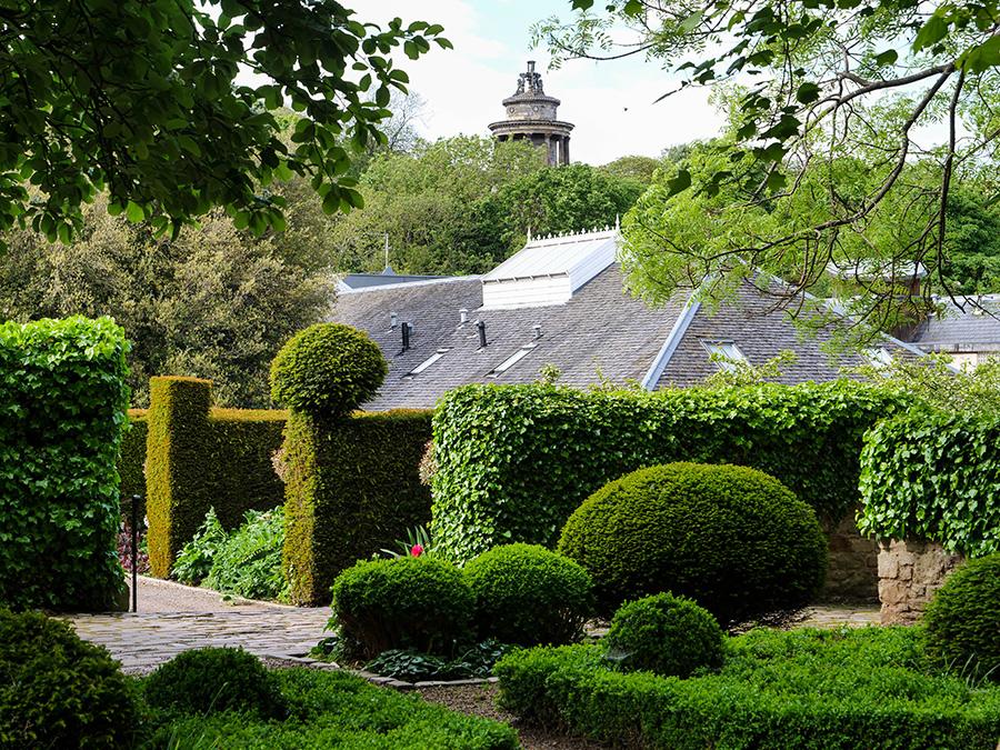 royal mile edynburg atrakcje co zwiedzić