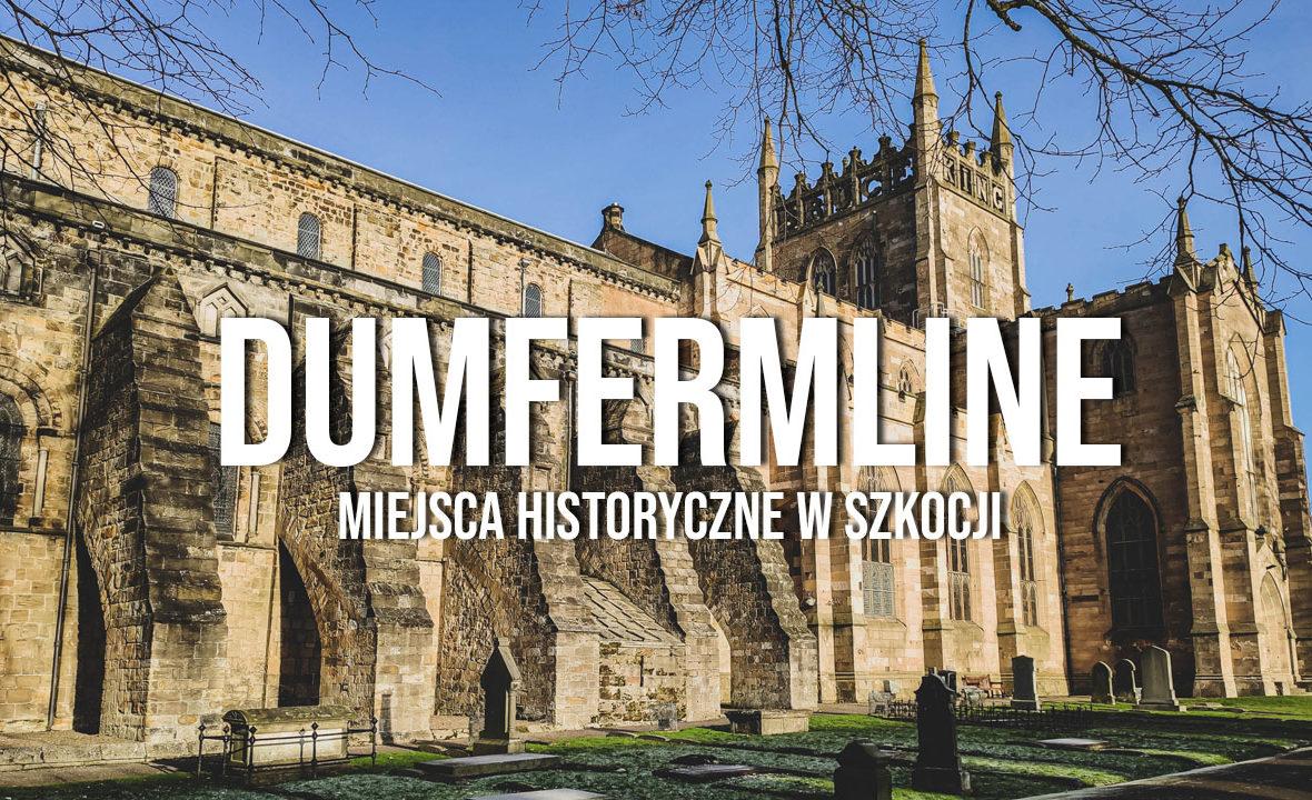 dunfermline palace abbey szkocja zwiedzanie atrakcje